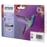 Cartus Epson MULTIPACK CMYK-LC-LM C13T08074011 6X7,4ML ORIGINAL , STYLUS PHOTO R265