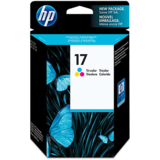 Cartus HP COLOR NR.17 C6625A 15ML ORIGINAL , DESKJET 840C