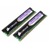 XMS2 2GB DDR2 800MHz CL5 Dual Channel Kit