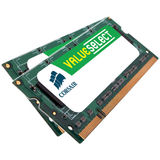 ValueSelect 8GB DDR2 800MHz CL6 Dual Channel Kit