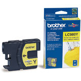 Cartus Brother YELLOW LC980Y ORIGINAL , DCP-145C