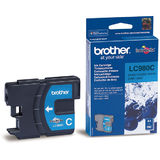 Cartus Brother CYAN LC980C ORIGINAL , DCP-145C