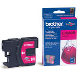 Brother MAGENTA LC980M ORIGINAL , DCP-145C