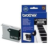 Cartus Brother BLACK LC1000BK ORIGINAL , MFC 5460CN