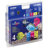Cartus Brother MULTIPACK CMYK LC1000VALBP ORIGINAL , MFC 5460CN
