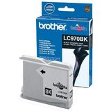 Cartus Brother BLACK LC970BK ORIGINAL , DCP-135C