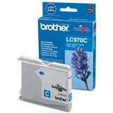 Cartus Brother CYAN LC970C ORIGINAL , DCP-135C