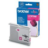 Cartus Brother MAGENTA LC970M ORIGINAL , DCP-135C