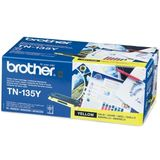 Toner Brother TN-135Y Yellow