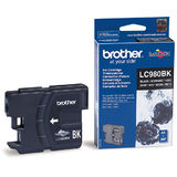 Cartus Brother BLACK LC980BK ORIGINAL , DCP-145C