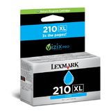Cartus CYAN RETURN NR.210XL 14L0175E 1,6K ORIGINAL LEXMARK PRO 4000