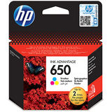 Cartus HP COLOR NR.650 CZ102AE 5ML ORIGINAL , DESKJET 2515 E-AIO
