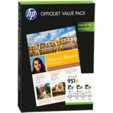 Cartus HP VALUE PACK CMY NR.951XL + 75COLI A4 CR712AE ORIGINAL , OFFICEJET PRO 8100 N811A