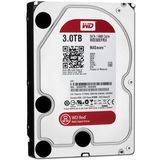Red 3TB SATA-III 5400RPM 64MB