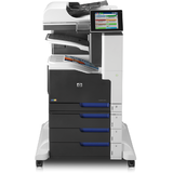 Multifunctionala HP LaserJet Enterprise 700 color MFP M775dn, laser, color, format A3, retea, duplex