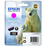 Cartus Epson MAGENTA NR.26XL C13T26334010 9,7ML ORIGINAL , XP-600