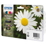 Cartus Epson MULTIPACK CMYK NR.18XL C13T18164010 1X11,5ML, 3X6,6ML ORIGINAL , XP-102