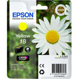 Cartus Epson YELLOW NR.18 C13T18044010 3,3ML ORIGINAL , XP-102
