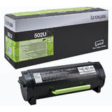 Toner RETURN NR.502U 50F2U00 20K ORIGINAL LEXMARK MS510DN