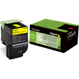 Toner Lexmark YELLOW RETURN NR.702HY 70C2HY0 3K ORIGINAL , CS310N