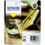 Cartus Epson YELLOW NR.16XL C13T16344010 6,5ML ORIGINAL , WF-2010W