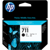 Cartus HP BLACK NR.711 CZ133A 80ML ORIGINAL , DESIGNJET T120