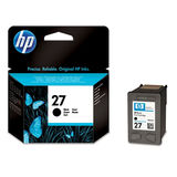 Cartus HP BLACK NR.27 C8727AE 10ML ORIGINAL , DESKJET 3420