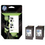 Cartus HP TWIN PACK BLACK NR.56 C9502AE 2X19ML ORIGINAL , DESKJET 450