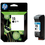 Cartus HP BLACK NR.15 C6615DE 25ML ORIGINAL , DESKJET 840C