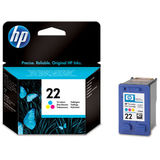 Cartus HP COLOR NR.22 5ML C9352AE ORIGINAL , DESKJET 3940