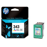 Cartus HP COLOR VIVERA NR.343 C8766EE 7ML ORIGINAL , DESKJET 6540