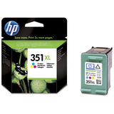 Cartus HP COLOR VIVERA NR.351XL CB338EE 14ML ORIGINAL , OFFICEJET J5780