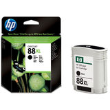 Cartus HP BLACK VIVERA LARGE NR.88 C9396AE 28,9ML ORIGINAL , OFFICEJET PRO K550