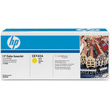 Toner YELLOW CE742A 7,3K ORIGINAL HP LASERJET CP5220