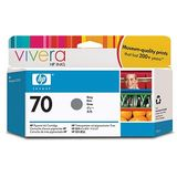 Cartus HP GREY VIVERA NR.70 C9450A 130ML ORIGINAL , DESIGNJET Z3200