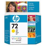 Cartus HP YELLOW VIVERA NR.72 C9400A 69ML ORIGINAL , DESIGNJET T610