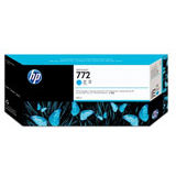 Cartus HP CYAN NR.772 CN636A 300ML ORIGINAL , DESIGNJET Z5200PS