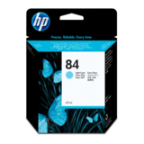 Cartus HP LIGHT CYAN NR.84 C5017A 69ML ORIGINAL , DESIGNJET 10PS
