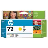 Cartus HP YELLOW VIVERA NR.72 C9373A 130ML ORIGINAL , DESIGNJET T610