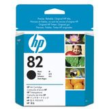 Cartus HP BLACK NR.82 CH565A 69ML ORIGINAL , DESIGNJET 510