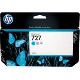 Cartus HP CYAN NR.727 B3P19A 130ML ORIGINAL , DESIGNJET T1500