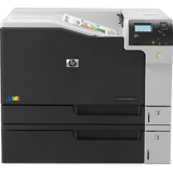 Color LaserJet Enterprise M750dn, laser, color, format A3, retea, duplex