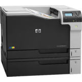 Color LaserJet Enterprise M750n, laser, color, format A3, retea