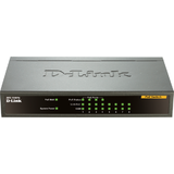 Switch D-Link DES-1008PA PoE
