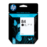 Cartus HP BLACK NR.84 C5016A 69ML ORIGINAL , DESIGNJET 10PS