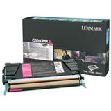 Toner Lexmark MAGENTA RETURN C5340MX 7K ORIGINAL , C534N