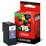 Cartus Lexmark COLOR RETURN NR.15 18C2110E ORIGINAL , X2650