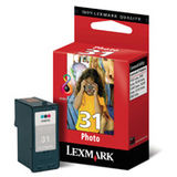 Cartus Lexmark PHOTO COLOR NR.31 18C0031E ORIGINAL , Z815