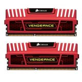 Vengeance Red 8GB DDR3 2133MHz CL11 Dual Channel kit