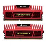 Vengeance Red 16GB DDR3 1866MHz CL10 Dual Channel Kit